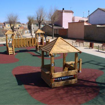 Parque de la Ermita en Grijota - Palencia