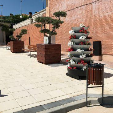 mobiliario urbano zaratán