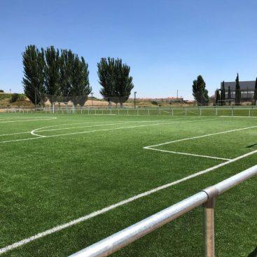 mantenimiento campos de fútbol